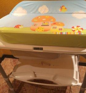 Пеленальный столик cam Cambio  3в1