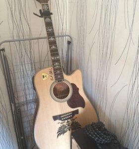 Гитара, комбик и шнур
