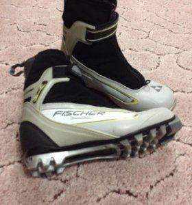 Ботинки для беговых лыж Fischer Combi