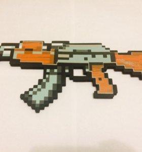 Minecraft AK-47