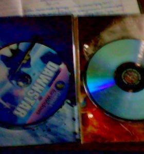 Игровые диски для Windows