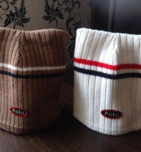 Новые шапки Polo