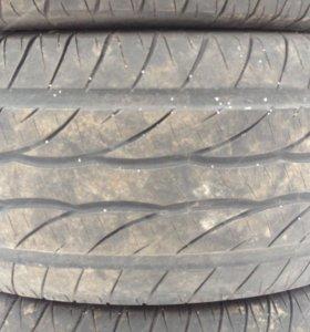 Комплект резины Dunlop 255 60 R 17 (5шт)