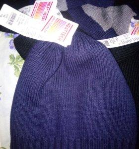 Шапки + шарф
