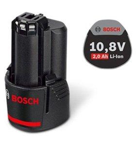 Аккумулятор Bosch 10.8 V 2 а/ч