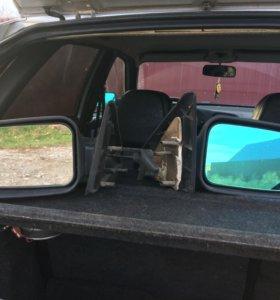 Одно зеркало на ВАЗ 2110-2112
