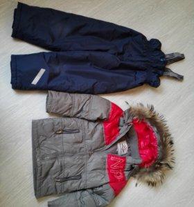 Зимний костюм NoblePeople