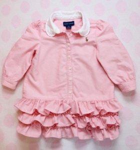 Платье для девочки 1,5-2 года.