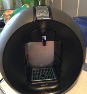 Капсульная кофеварка KRUPS Nescafé Dolce Gusto