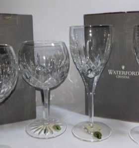 Бокалы для вина. Waterford Crystal