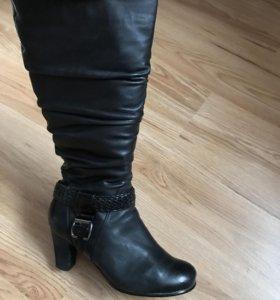 Сапоги женские зимние М Shoes