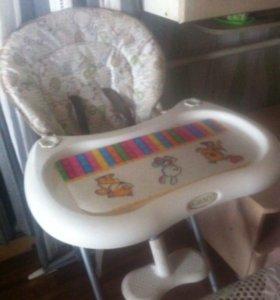 Стульчик для кормления детский GRACO