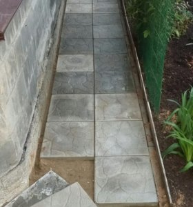 Производство укладка тротуарной плитки