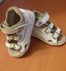 Ортопедические сандали котофей