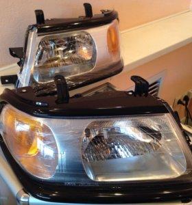 Mitsubishi Pajero sport фара euro