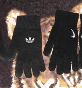 Перчатки Adidas Nike