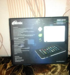 Планшетный компьютер Ritmix RMD-840
