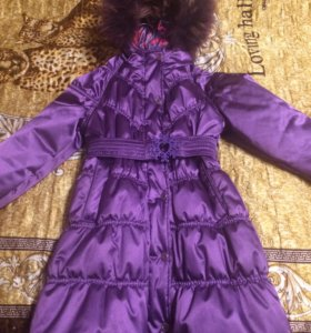 Зимнее пальто Eighty twenty