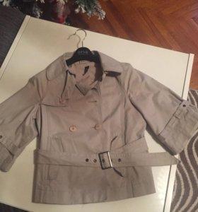 Тренч куртка
