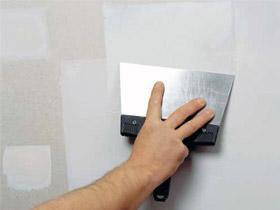 Шпаклёвка стен,поклейка обоев,покраска