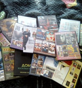 ДВД диски