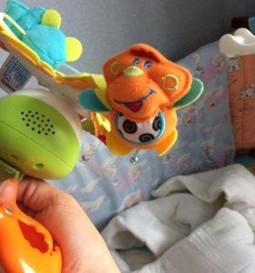 Детский модуль на кроватку