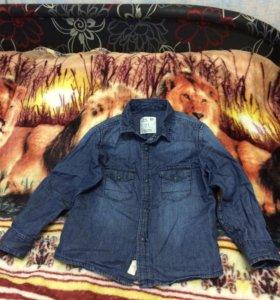 Рубашка.Рост 104