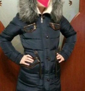 Зимнее пальто 42-44
