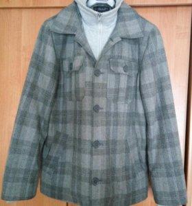 Шерстяное пальто Seppala