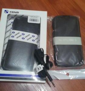 Чехлы, гарнитура HTC One S