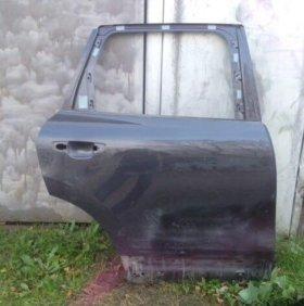 VW Touareg дверь задняя правая