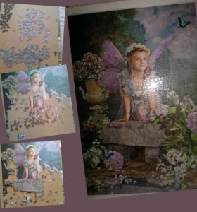Картины из пазлов на заказ