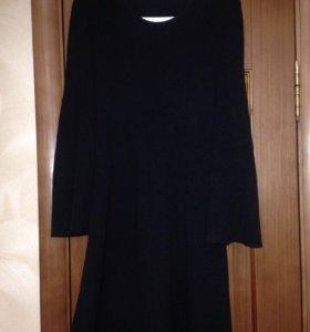 Платье теплое для беренных