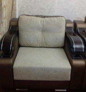 Кресло-диван, новое
