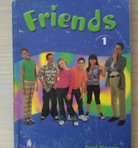 Учебник Friends 1 Global Student's Book