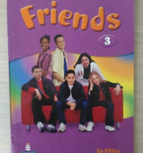Учебник Friends 3 Global Student's Book