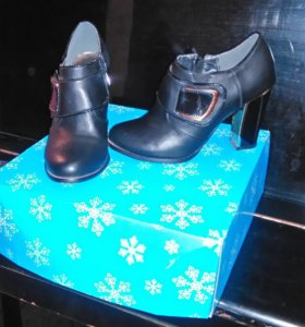 Осенние ботиночки,36 размер