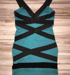 Корсажное платье Lipsy, р-р 46.
