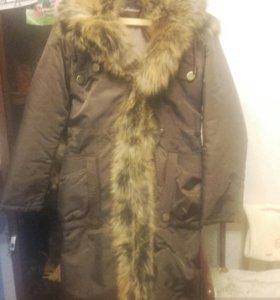 Осение пальто