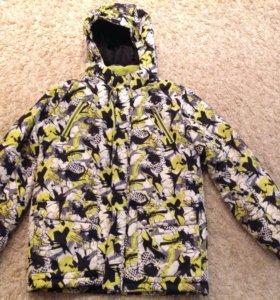 Куртка  р.164  зимняя