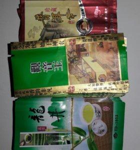Упаковка для чая пакеты новые