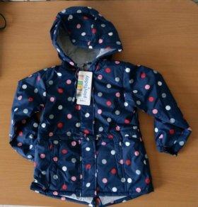 Куртка Плейтудей р 110