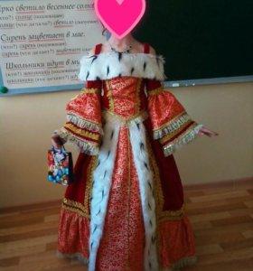 """Новогодний костюм """"Императрица"""""""