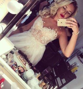 Пошив свадебных платьев любой сложности