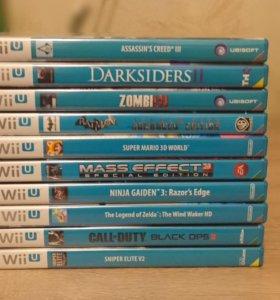 Игры для Nintendo Wii U