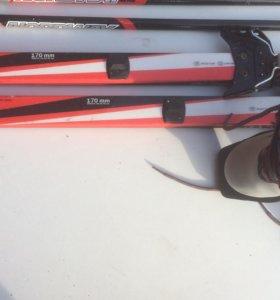 Комплект для катания на лыжах