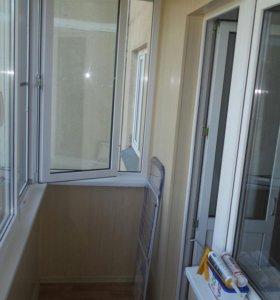 Балкон под ключ-установка сплит-систем!!!