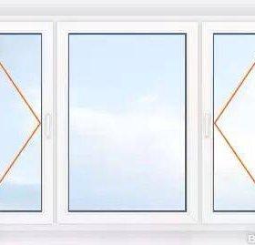 Окна, балконы пвх