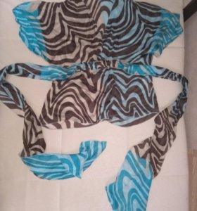 Блузка Valentino Италия оригинал