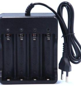 Зарядное устройство для 18650 аккумуляторов